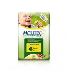 Moltex - Scutece pentru bebeluși (7-18kg), pachet jumbo