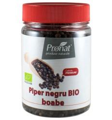Piper negru Bio boabe, 140 g
