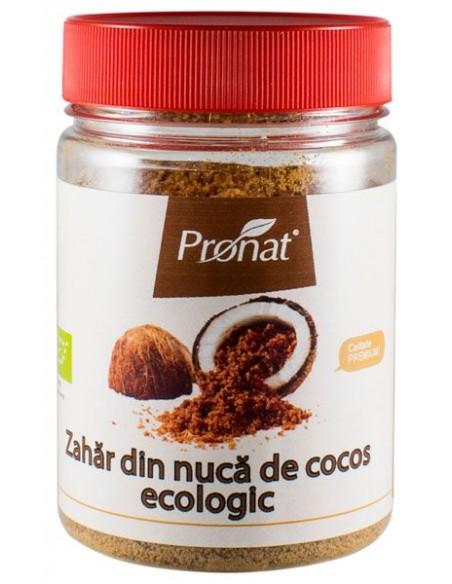 Zahăr din nucă de cocos ECOLOGIC, 150 g