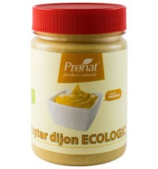 Mustar Dijon Bio, 300 g