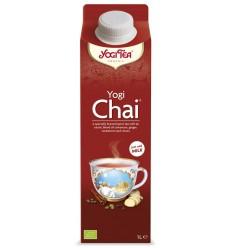 Yogi CHAI, Specialitate preparata de ceai, BIO 1 litru