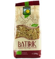 Batirik - bulgur bio oriental instant, 250g Bohlsener Muhle