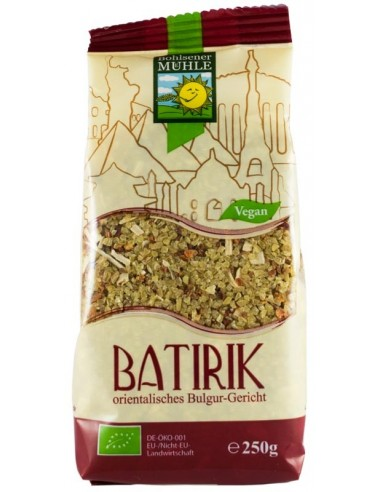 Bohlsener Muhle - Batirik - bulgur bio oriental instant, 250g