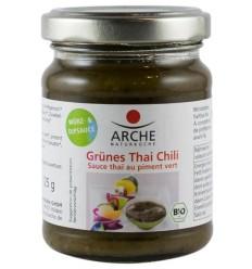 Arche - Sos bio din ardei verzi picanti, 125g