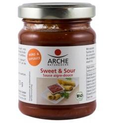 Arche Naturkuche - Sos bio dulce-acrisor, 125g
