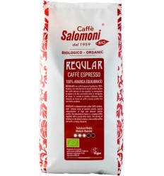 Cafea boabe Bio Espresso 100% Arabica - REGULAR - 1 kg