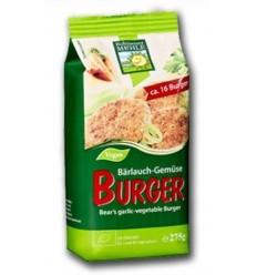 Bohlsener Mühle - Mix bio/ecologic pentru burgeri cu cereale, leurdă și legume, Vegan, 275g