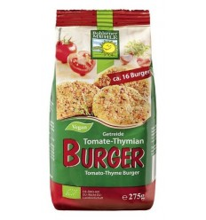 Bohlsener Muhle - Mix bio pentru burgeri cu cereale, rosii si cimbru, 275g