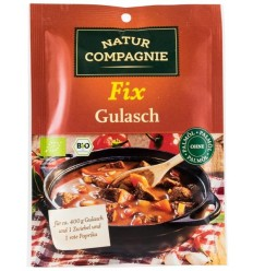 Natur Compagnie – Sos bio pentru gulas, 40g