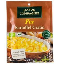 Natur Compagnie – Sos bio pentru cartofi gratinat, 40g