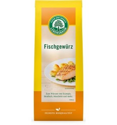 Lebensbaum - Amestec de condimente BIO pentru peste si fructe de mare, 60g