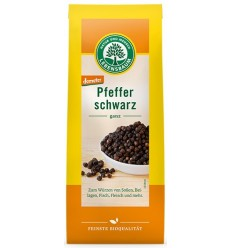 Lebensbaum - Boabe de piper negru, BIO, 50g