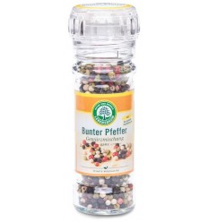Lebensbaum - Amestec de boabe de piper in rasnita de sticla, 45g