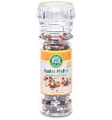 Lebensbaum - Amestec de boabe de piper BIO, cu rasnita, 45 g