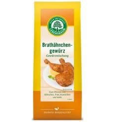 Lebensbaum - Amestec de condimente BIO pentru pui prajit, 60g