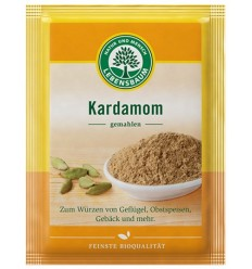 Lebensbaum - Cardamom pulbere, BIO, 10g