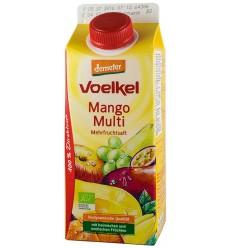 Voelkel - Suc BIO de mango și multi fruct, 0,75l