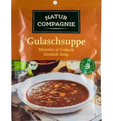 Natur Compagnie - Supa de gulas, bio, 57 g