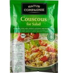 Natur Compagnie - Cuscus bio pentru salata, 160g