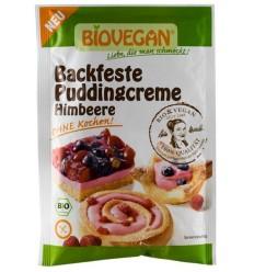 BIOVEGAN – Crema bio solida pentru budinca de zmeura, 52 g
