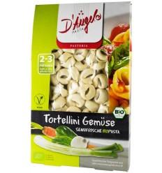 D'Angelo Pasta - Tortellini bio cu legume, 250g