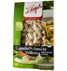 D'Angelo Pasta - Cappelletti bio cu legume, 250g