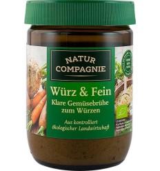 Natur Compagnie - Condimente bio pentru supa, 252g