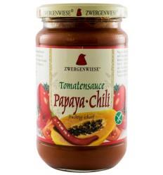 Sos BIO de papaya-chili, 340 g