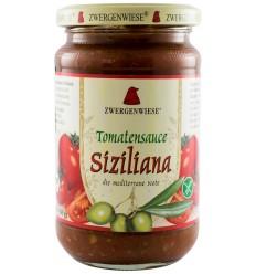 Sos bio de rosii Sicilian - 350 g