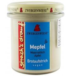 Crema tartinabila BIO cu hrean si mere 160 g