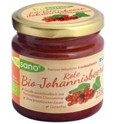 Frusano - Gem Bio de coacăze roșii, 235g