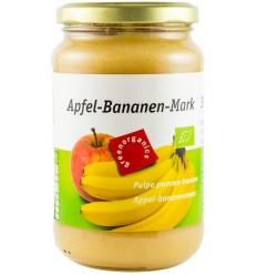 BIO TROPIC - Piure BIO din pulpă de mere și banane – 360g