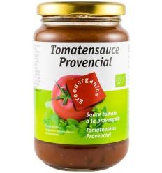 Green Organics - Sos de tomate ecologic cu verdețuri de Provence, 340ml/360g