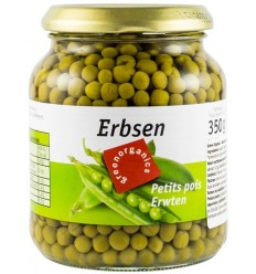 Green Organics - Mazare Bio, 350 g / 215 g