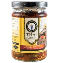 THAI DANCER – Pasta de chilli cu busuioc indian, 200 g