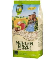 Bohlsener Mühle – Müsli bio/ecologic măcinat fin cu mere și alune, 500g