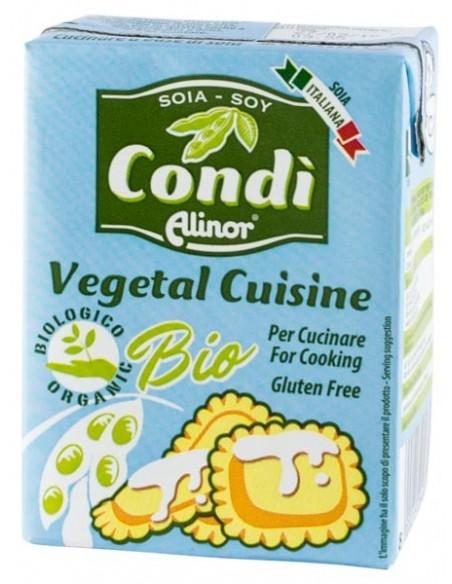 ALINOR Condi – Cremă BIO de soia, 200 ml