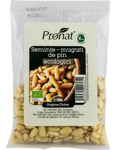 Seminte muguri de pin bio, 50 g
