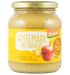 Nur Puur - Sos ecologic de mere cu banane, 360g
