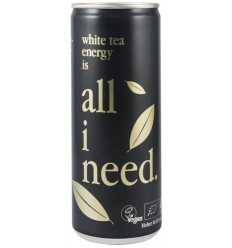 All i need – Bautura bio energizanta din ceai alb, 250ml