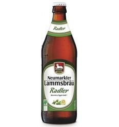 Neumarkter Lammsbrau – Bere Bio Radler – 2,5 % vol. Alcool, 0,5 L
