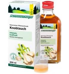 Usturoi Bio Schoenenberger, 200ml