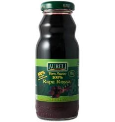 Aureli - Suc de sfeclă roșie Bio, 200 ml