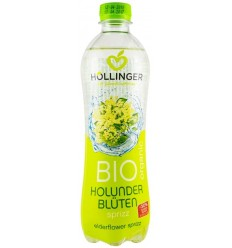 Suc din flori de soc Hollinger 500 ml