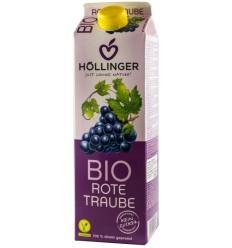 Hollinger - Suc bio de struguri rosii, 1L