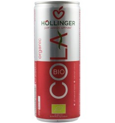 Cola Bio 250 ml Doza Hollinger