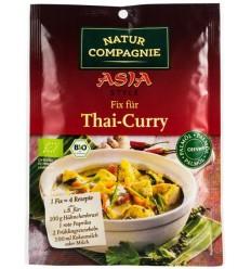 Natur Compagnie – Sos bio Thailandez cu curry, 35g