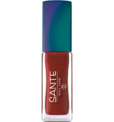 SANTE – Lac de unghii No. 16 Warm Red, 7 ml