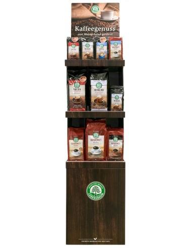 Stand carton Lebensbaum pentru cafele