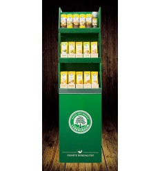 Stand carton Lebensbaum pentru condimente